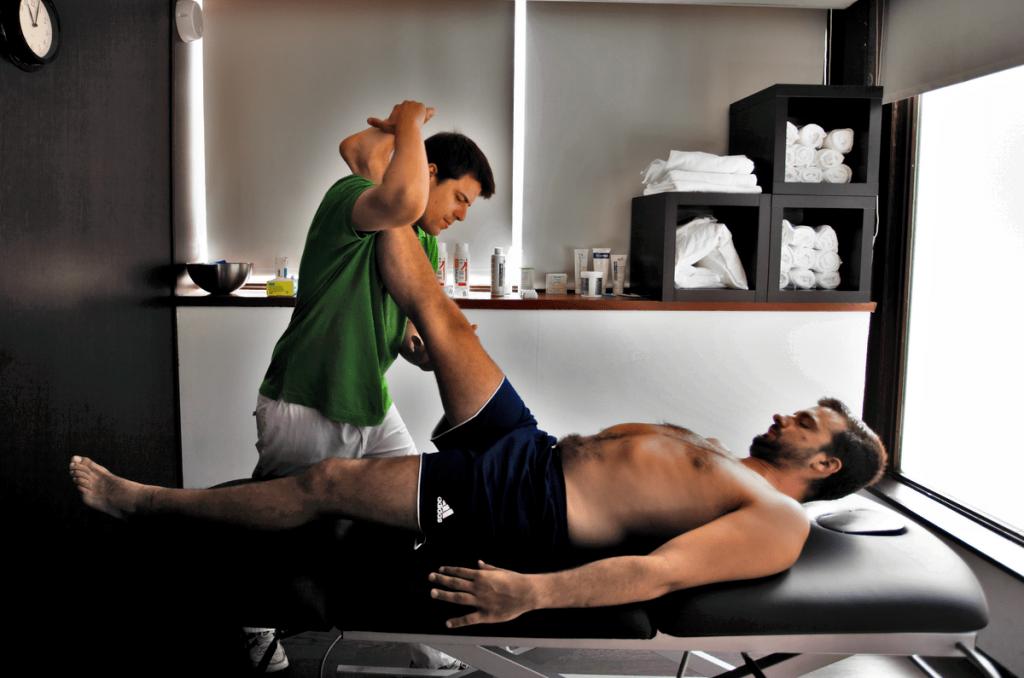 fisioterapia deportiva Madrid